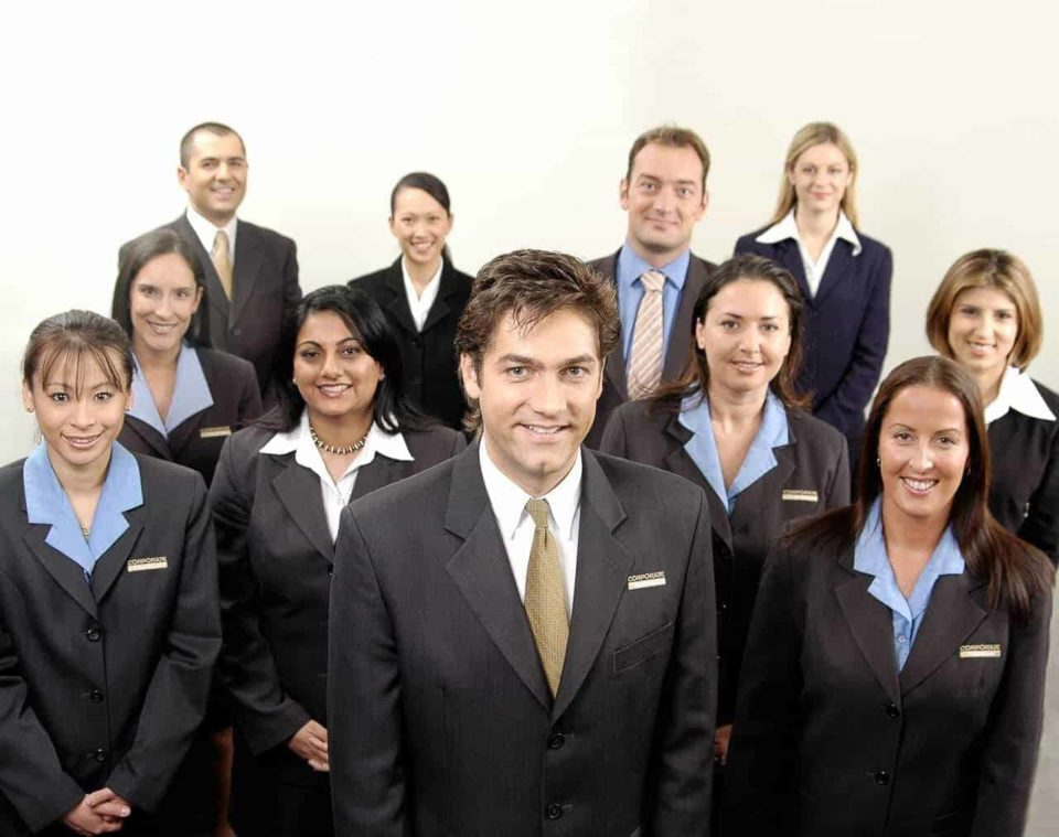 Corporate Photography Group Photo Case Study