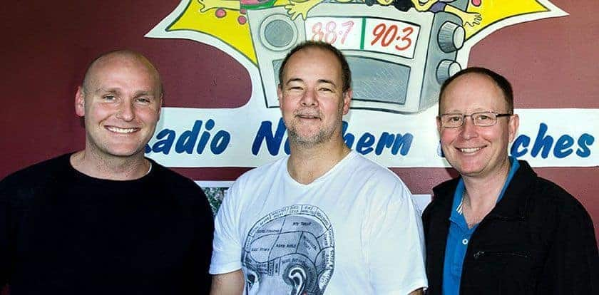 Radio Northern Beaches interview