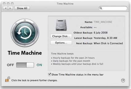 Apple Time Machine