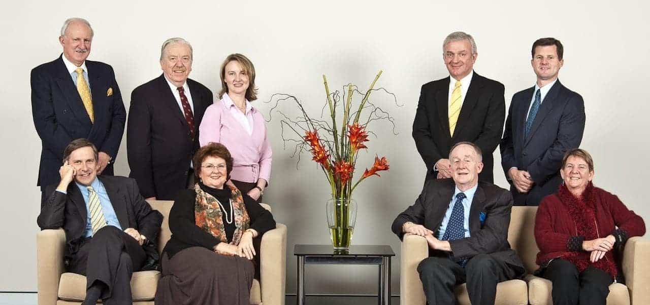 corporate group photo not for profit
