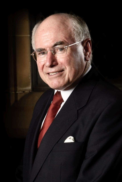 executive portrait prime minister