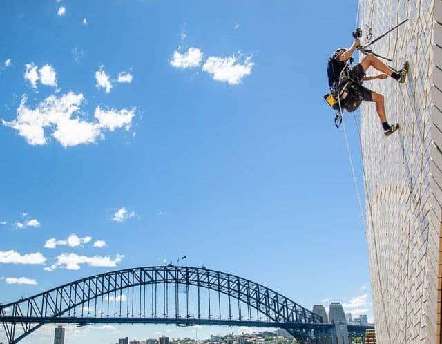 Sydney opera house photography