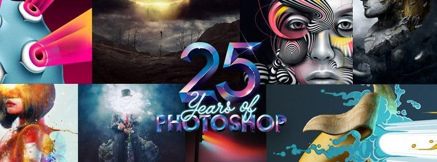 Photoshop 25 Years