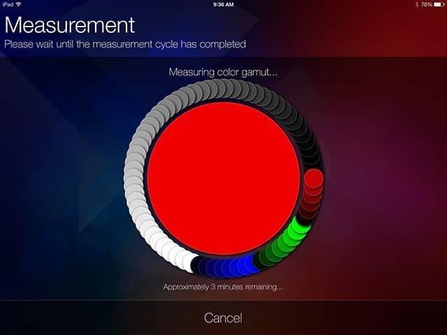 ColorMunki for iPad