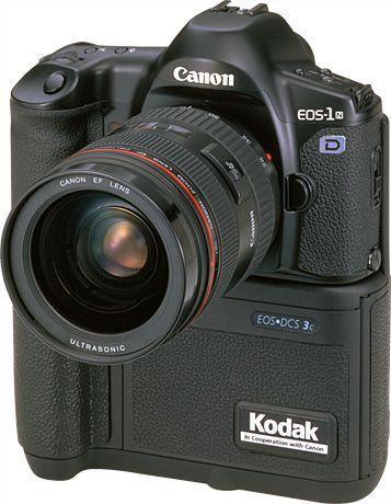 Kodak/Canon EOS DCS3c