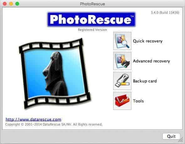 PhotoRescue