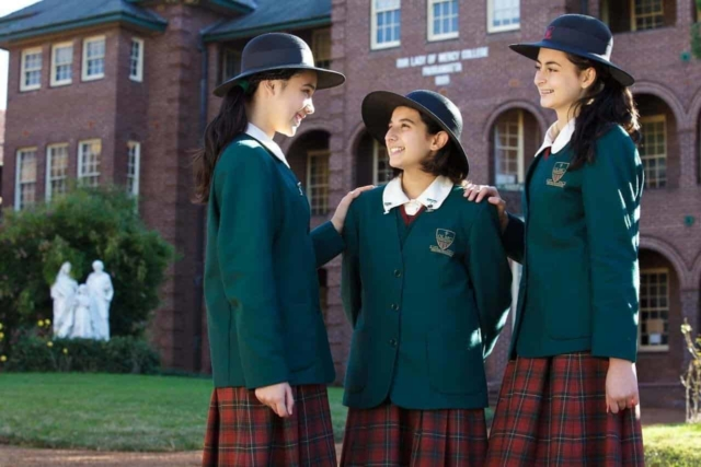 Sydney Private High School marketing photography