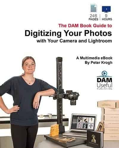 Digitizing Your Photos book