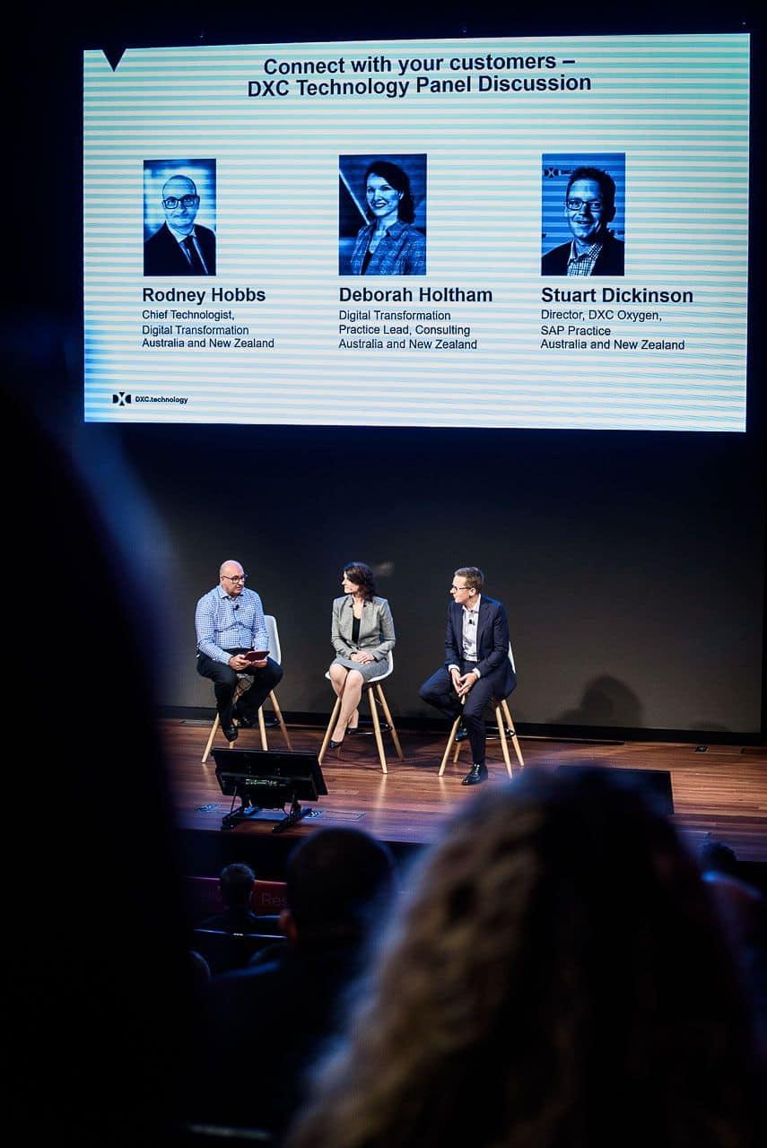 event panel