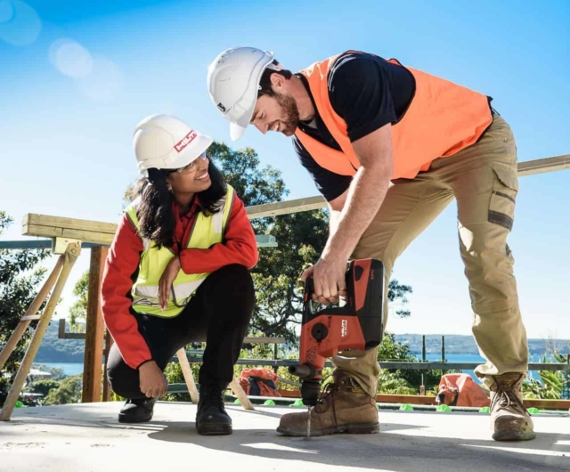 construction industry female