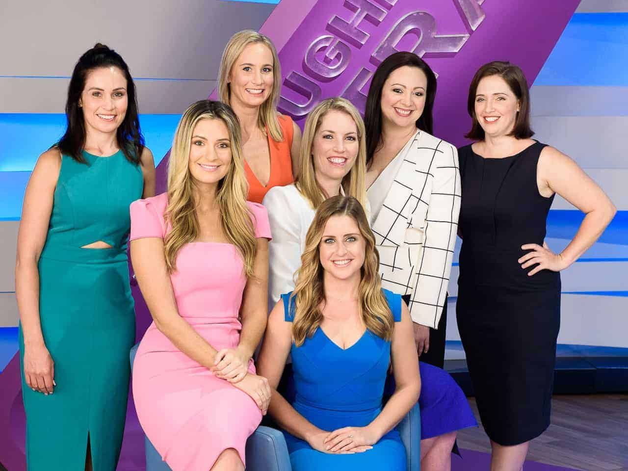 Australian Women TV Presenters
