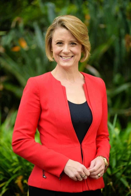 Kristina Keneally, first female Premier of New South Wales