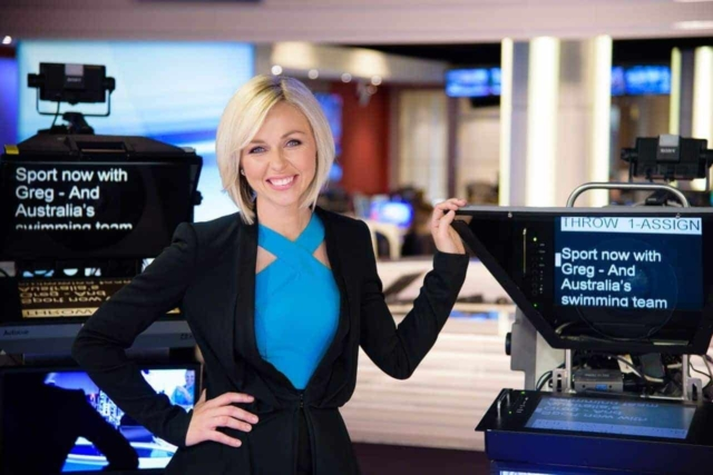 Sydney news and media photographer