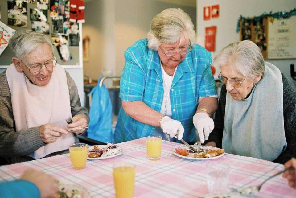 nursing home carer
