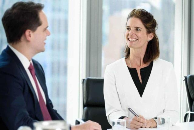 female executive portrait