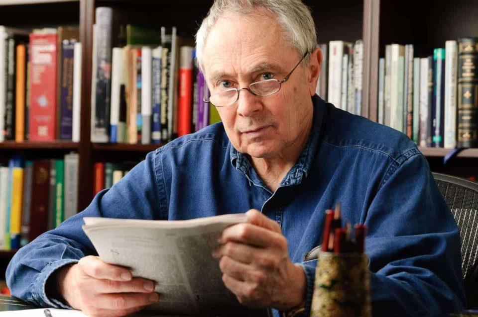 Dr Rod Milton, psychiatrist