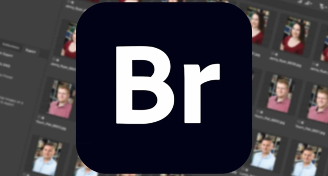 Adobe Bridge Digital Asset Management