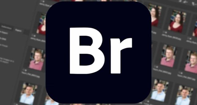 Adobe Bridge Digital Asset Management