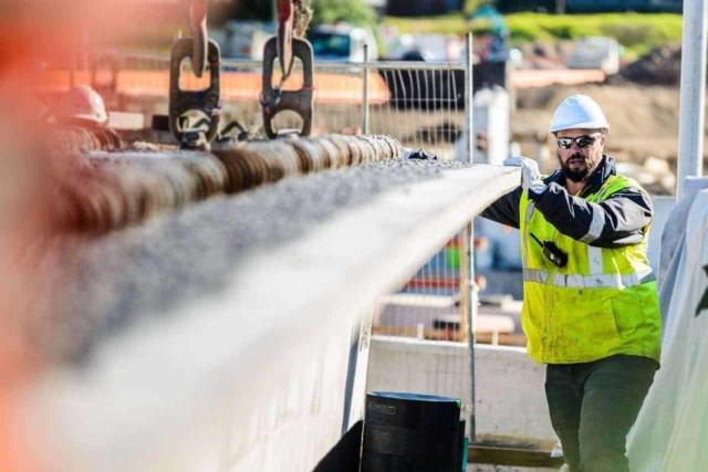 construction photography sydney