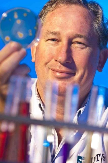 corporate medical science portrait