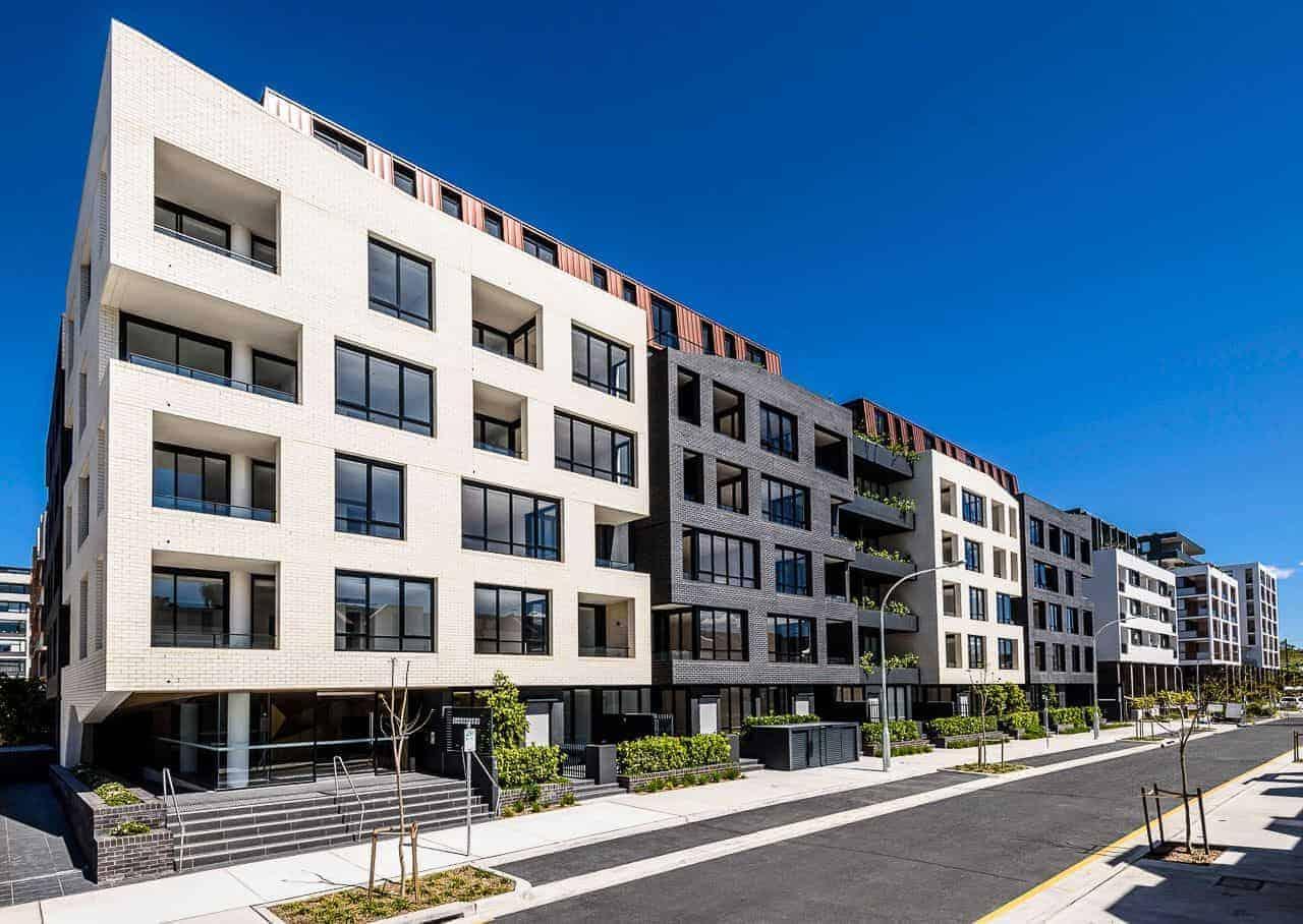 Sydney architecture photography