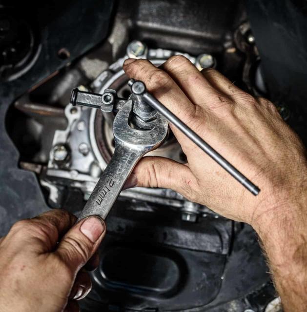 trades machine tools