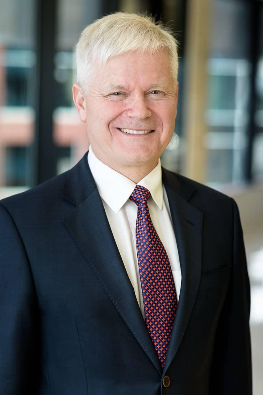 Economist Portrait