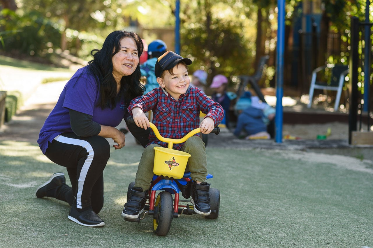 childcare centre photography