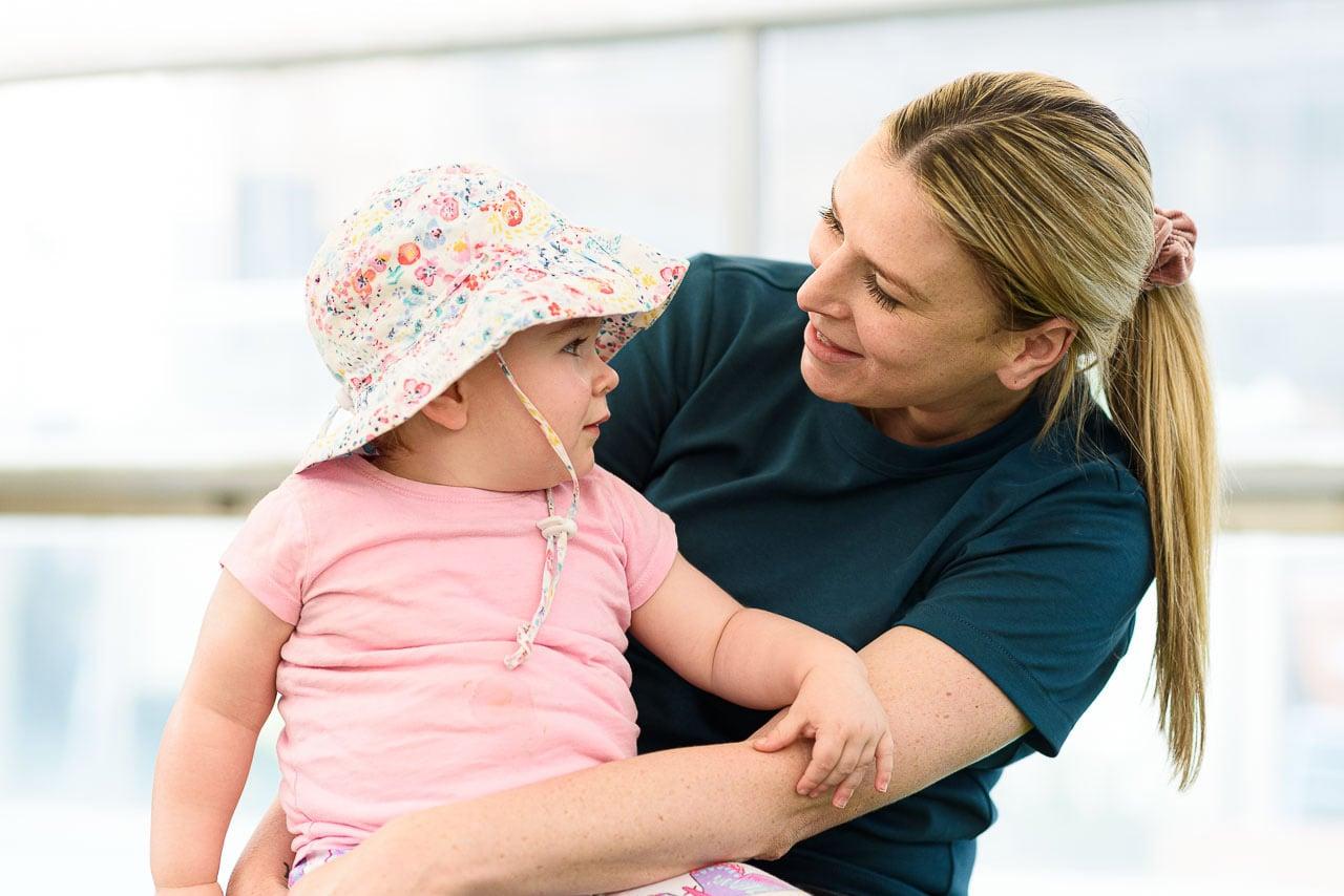 professional childcare photographer