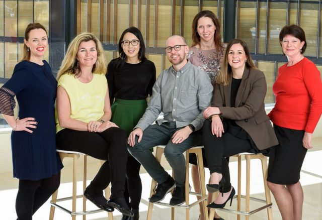 sydney corporate group shot