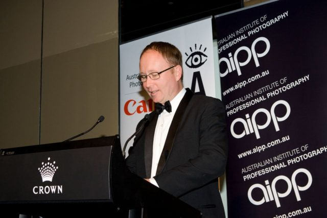 Australian Institute of Professional Photography president