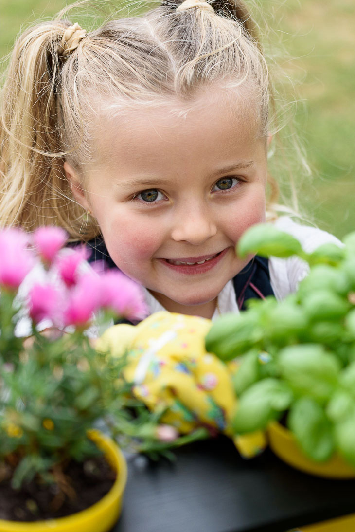 childcare marketing photo