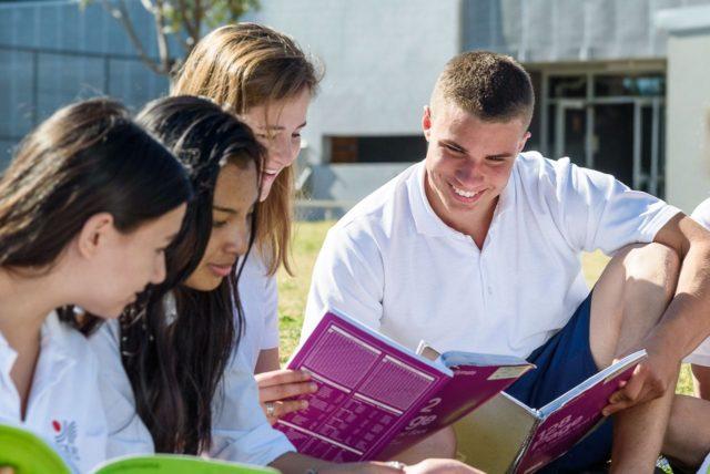 international students photo