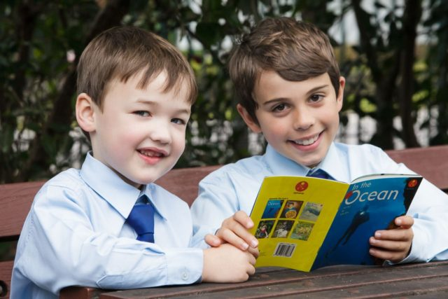Primary School comms